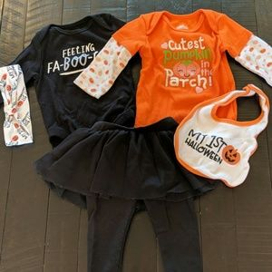 Baby's First Halloween Lot